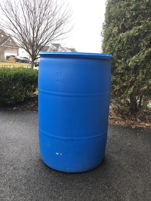 55 gallon drum for Sale in Ranson, WV
