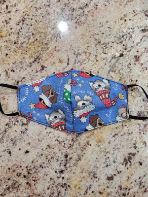 Christmas face mask for Sale in West Bloomfield Township, MI