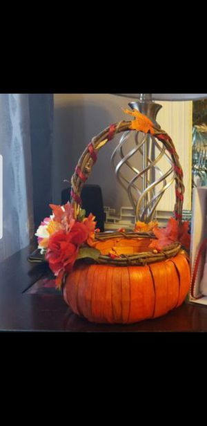 Flower girl basket for Sale in Chelmsford, MA