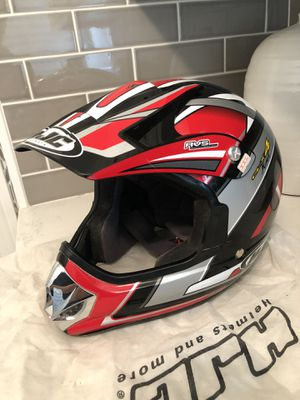 HJC XXL Adult Dirt Bike Helmet for Sale in Anaheim, CA