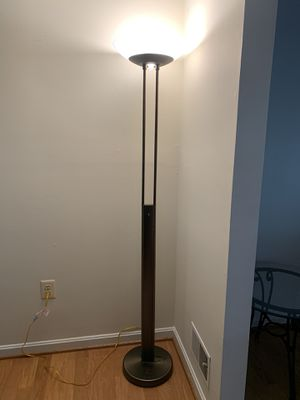 Standing lamp for Sale in Springfield, VA