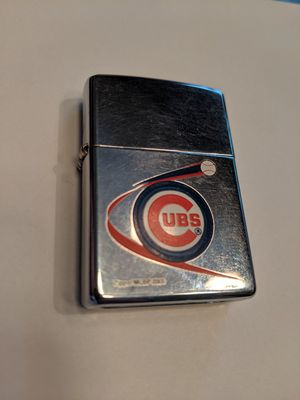 Chicago Cubs Zippo for Sale in Lake Zurich, IL
