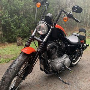 2007 Harley Davidson XL1200N for Sale in Gig Harbor, WA
