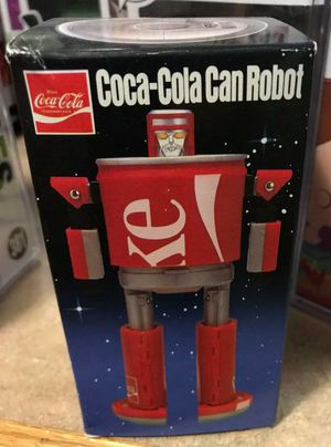 Coca-Cola Can Robot Transformer Toy for Sale in Fremont, CA