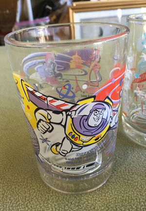 Walt Disney world glasses collectible for Sale in Martinez, CA