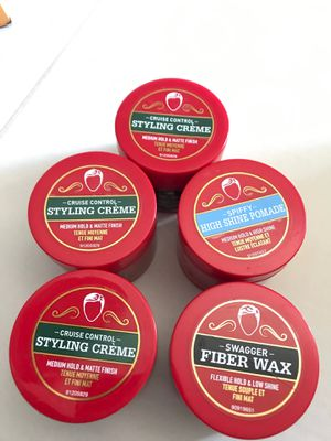 5 old spice hair creme for Sale in Los Angeles, CA