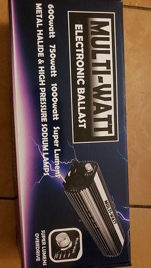 Digital Electronic Ballast for Sale in Pomona, CA