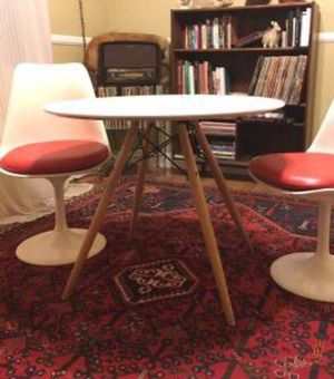 Modern Dining Table Eames Style for Sale in Los Angeles, CA