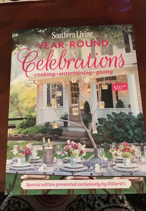 Southern living 2016 cookbook for Sale in Tolleson, AZ