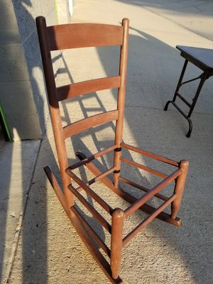 Rocking Chair for Sale in Claremont, CA