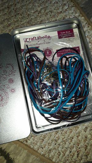Bracelet making kit for Sale in Hayward, CA