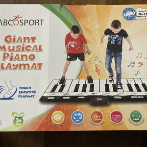 Giant musical Piano Playmat for Sale in Rosemead, CA