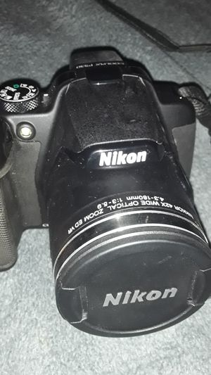 Nikon Coolpix P530 Camera 42x optical zoom wide for Sale in Madera, CA