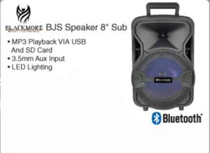 "BM BJS-209BT Speaker 8"" Sub Bluetooth for Sale in San Diego, CA"