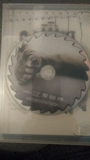 Saw 1,3,4 dvd for Sale in Missoula, MT