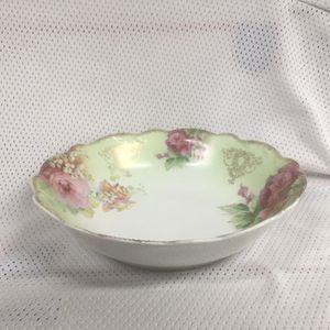 Bavaria antique vintage porcelain china gold floral for Sale in Fountain Hill, PA