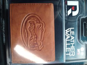 New Gators leather wallet for Sale in Deltona, FL