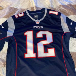 Patriots Tom Brady Jersey for Sale in South El Monte, CA