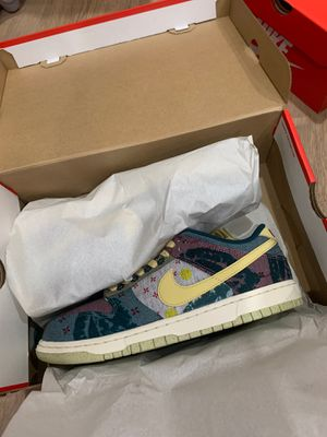 Nike Dunk low Community gardens SIZE 10.5 for Sale in Los Angeles, CA