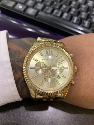Lexington Gold Tone Michael Kors for Sale in Alexandria, VA