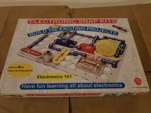 Electronic Snap Kits for Sale in Manassas, VA