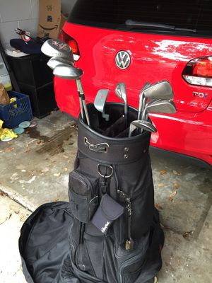 Golf clubs High End Brand Names with brand new bag for Sale in Orlando, FL