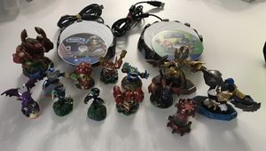 Skylanders Games with characters for Sale in Land O Lakes, FL