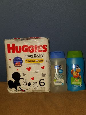 Huggies Bundle for Sale in Colton, CA