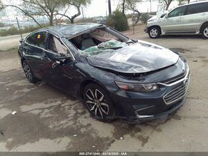 2017 Chevy malibu Parts only for Sale in Phoenix, AZ