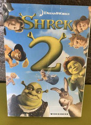 Shrek 2 DVD for Sale in San Diego, CA