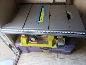 Table saw for Sale in El Monte, CA