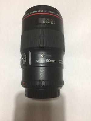Canon macro for Sale in Gainesville, FL