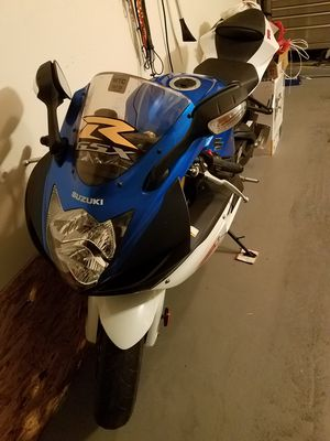 Suzuki Motorcycle for Sale in Fresno, TX