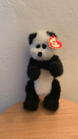 Ty beanie babies Rare (Checkers) beanie baby bear. Collectible rare kids toys cheap valuable special plushie deal sell for Sale in El Cajon, CA