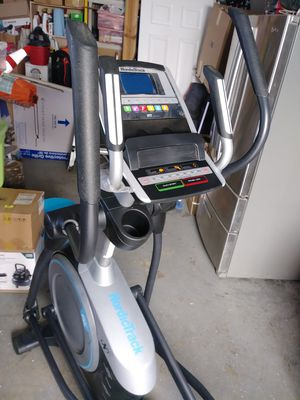 NordicTrack 7.0 Z Elliptical for Sale in Fairfield, CA