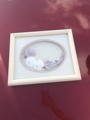 Beautiful sand dollar picture for Sale in Fort Myers, FL