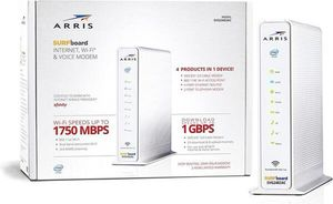 Arris Cable Modem with 2 lines for voice for Sale in Redwood City, CA