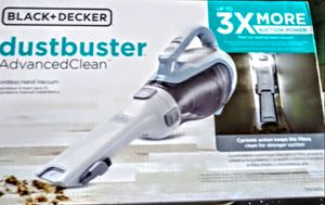 Brand new cordless hand vaccum unopened sealed in box black and decker for Sale in Saugus, MA