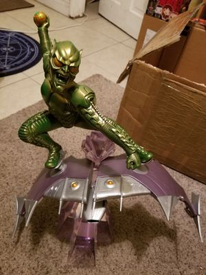 Green goblin Statues for sale for Sale in Huntington Park, CA
