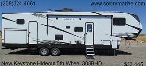 New Keystone 5th wheel 308BHD for Sale in Jerome, ID