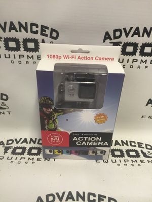 New 4k Action Cam w/ Waterproof Case Wifi and Tons of Accessories for Sale in Miami Gardens, FL