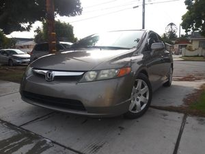 2008 honda civic for Sale in Lincoln Acres, CA
