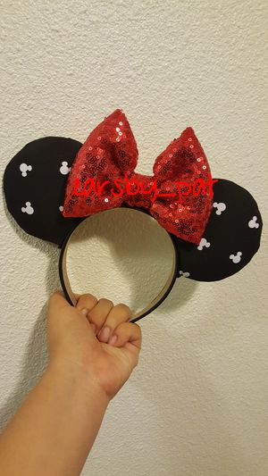 Mickey mouse Disney ears for Sale in South Gate, CA