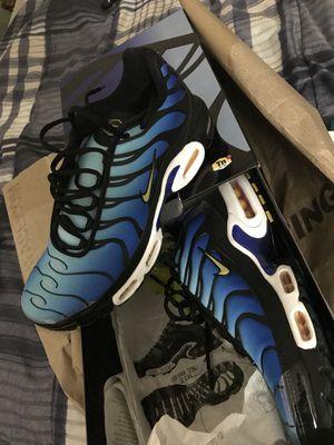 Nike air max plus for Sale in Silver Spring, MD