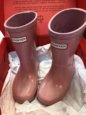 Hunter Boots Kids for Sale in Pearland, TX