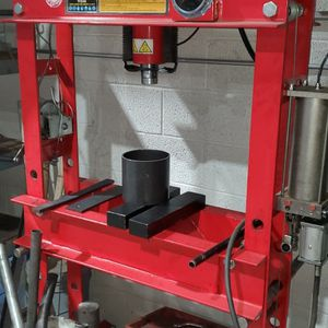 45 Ton Air Over Hydraulic Press for Sale in Mesa, AZ