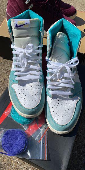 "Air Jordan 1s ""Turbo Green"" SIZE 13 for Sale in Dallas, TX"