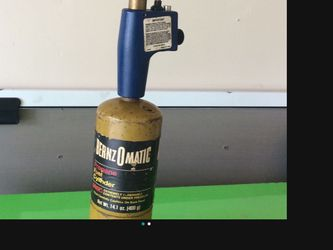Bernard O Magic Propane Fuel Cylinder. 14.1 Ounce for Sale in Lakewood,  WA