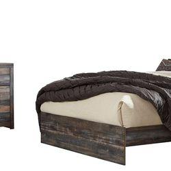 BEDROOM SET: QUEEN BED +DRESSER+NIGHTSTAND SKU#TCB211-SET for Sale in Santa Ana,  CA