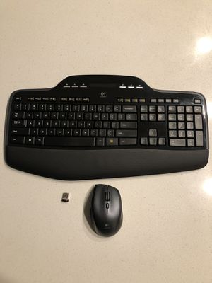 Logitech MK700 Wireless Keyboard and Mouse for Sale in San Diego, CA